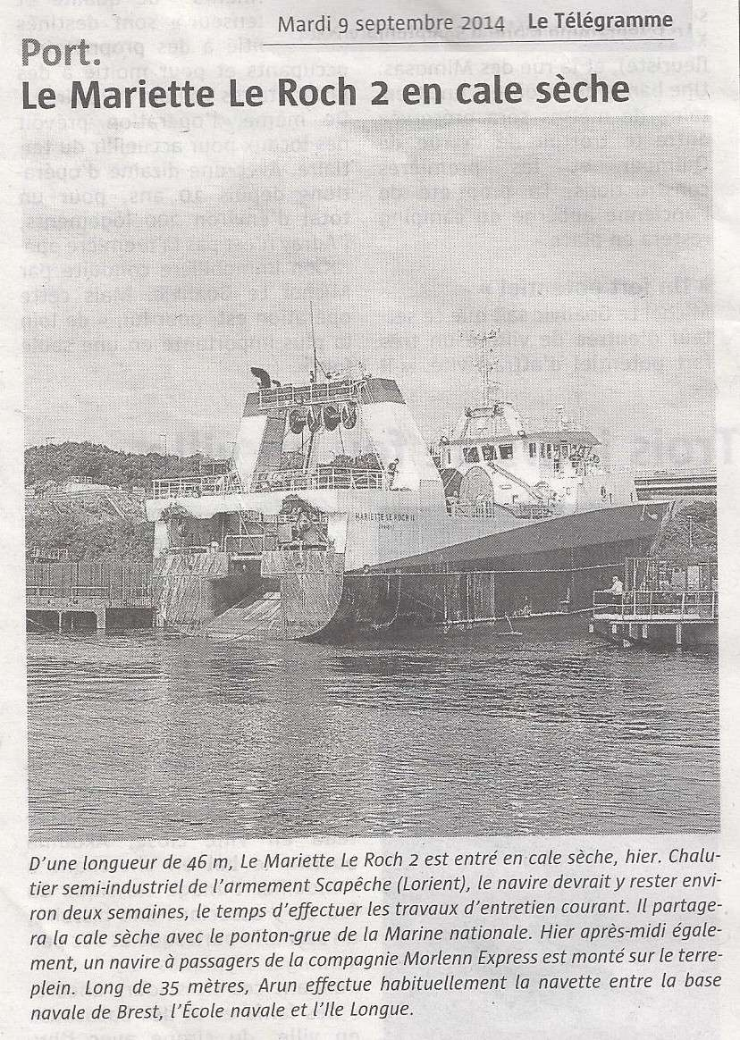 [Vie des ports] LE PORT DE CONCARNEAU - Volume 006 - Page 2 1138