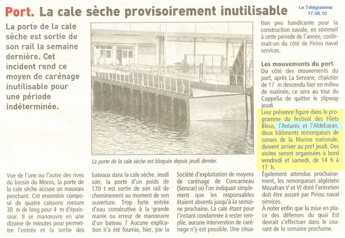 LE PORT DE CONCARNEAU - Volume 003 - Page 37 11385