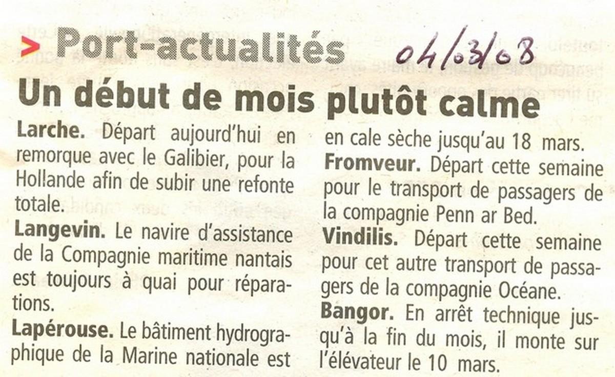 LE PORT DE CONCARNEAU - Volume 002 - Page 33 11418
