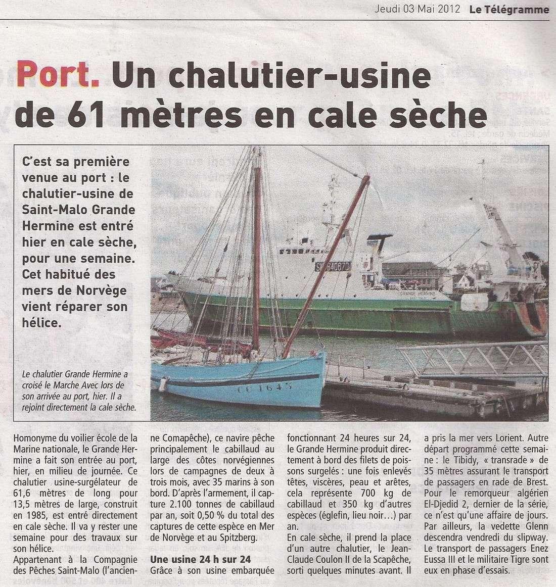 [Vie des ports] LE PORT DE CONCARNEAU - Volume 005 1152