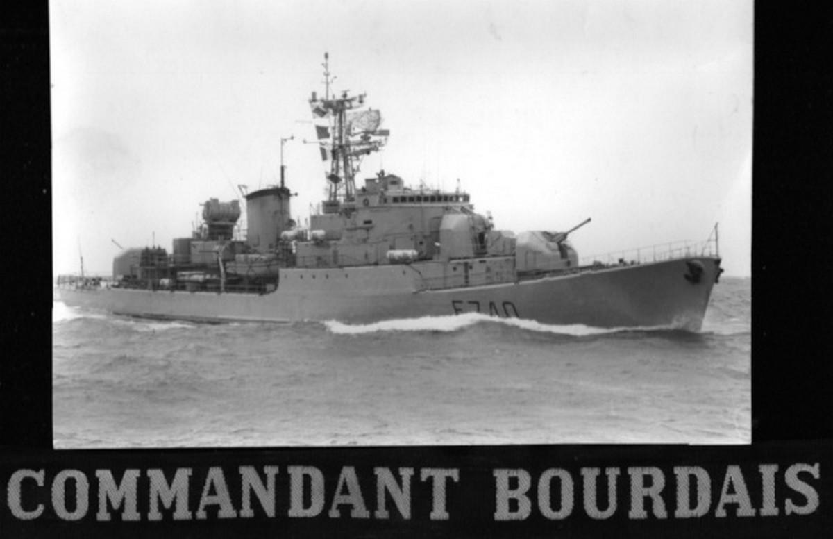 CDT BOURDAIS (AE) 11529