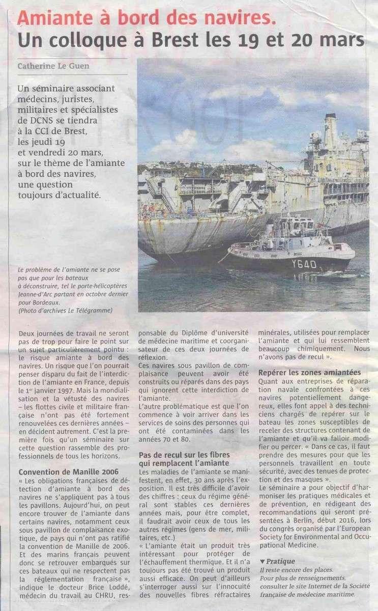 [Autre sujet Marine Nationale] Démantèlement, déconstruction des navires - TOME 2 - Page 2 11537