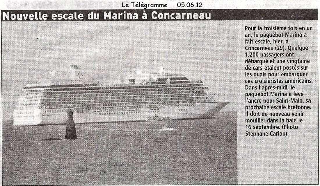 [Vie des ports] LE PORT DE CONCARNEAU - Volume 005 - Page 2 1164