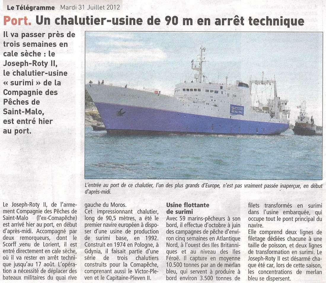 [Vie des ports] LE PORT DE CONCARNEAU - Volume 005 - Page 4 1178