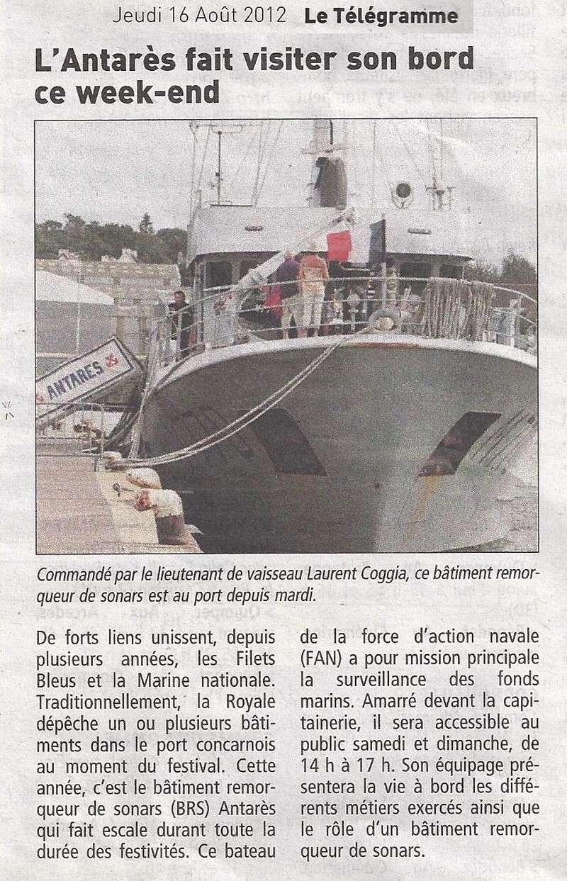 [Vie des ports] LE PORT DE CONCARNEAU - Volume 005 - Page 4 1182