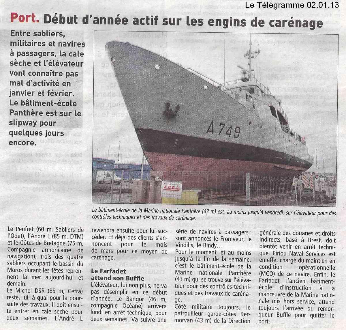 [Vie des ports] LE PORT DE CONCARNEAU - Volume 005 - Page 10 1240
