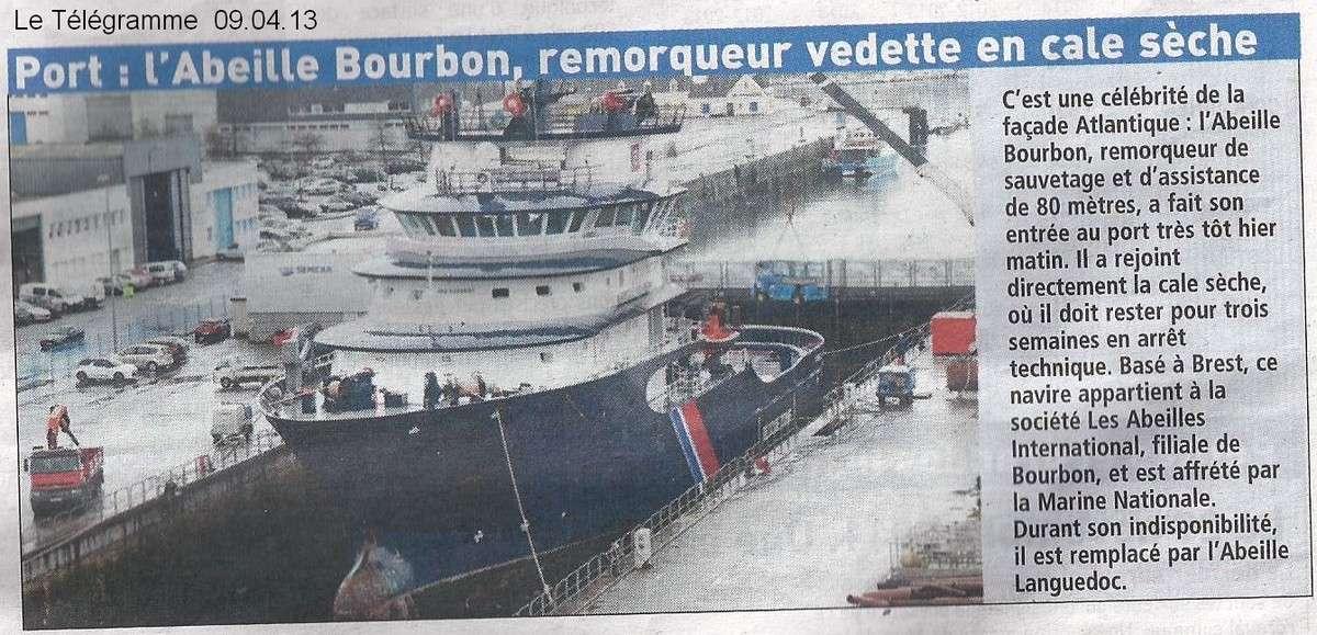 [Vie des ports] LE PORT DE CONCARNEAU - Volume 005 - Page 18 1288