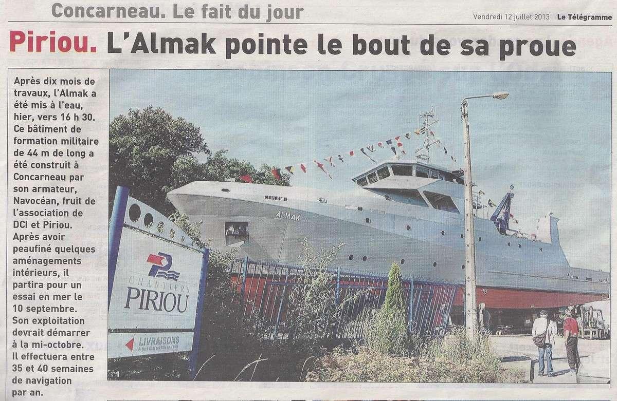 [Vie des ports] LE PORT DE CONCARNEAU - Volume 005 - Page 21 1336