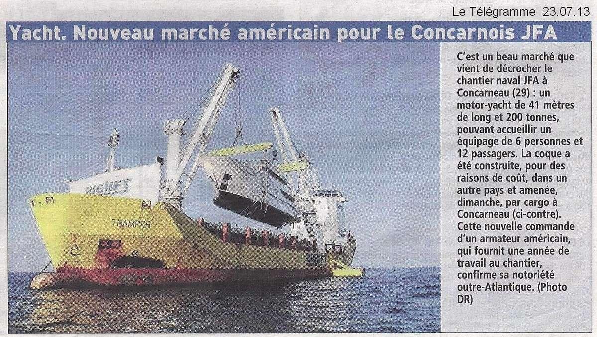 [Vie des ports] LE PORT DE CONCARNEAU - Volume 005 - Page 21 1342