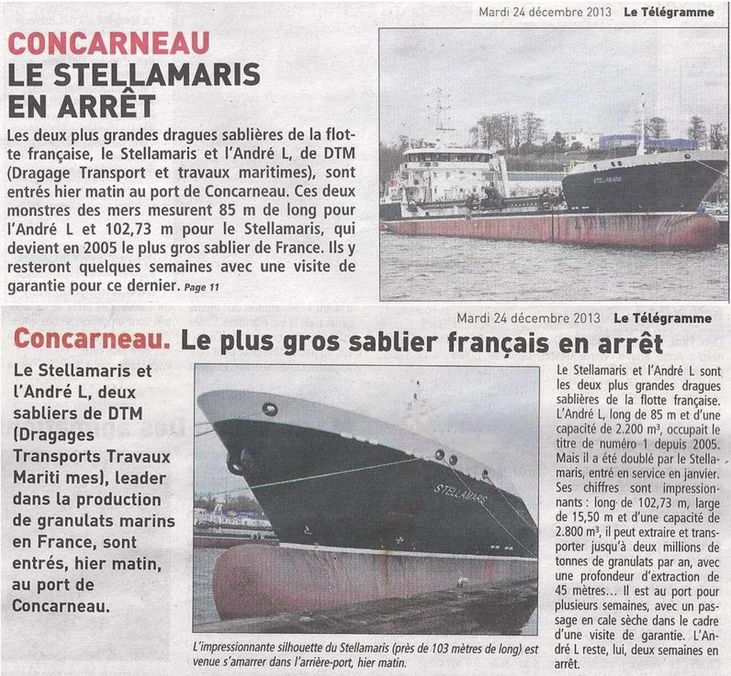 [Vie des ports] LE PORT DE CONCARNEAU - Volume 005 - Page 29 1395