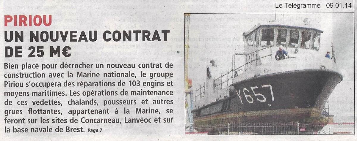 [Vie des ports] LE PORT DE CONCARNEAU - Volume 005 - Page 29 1401