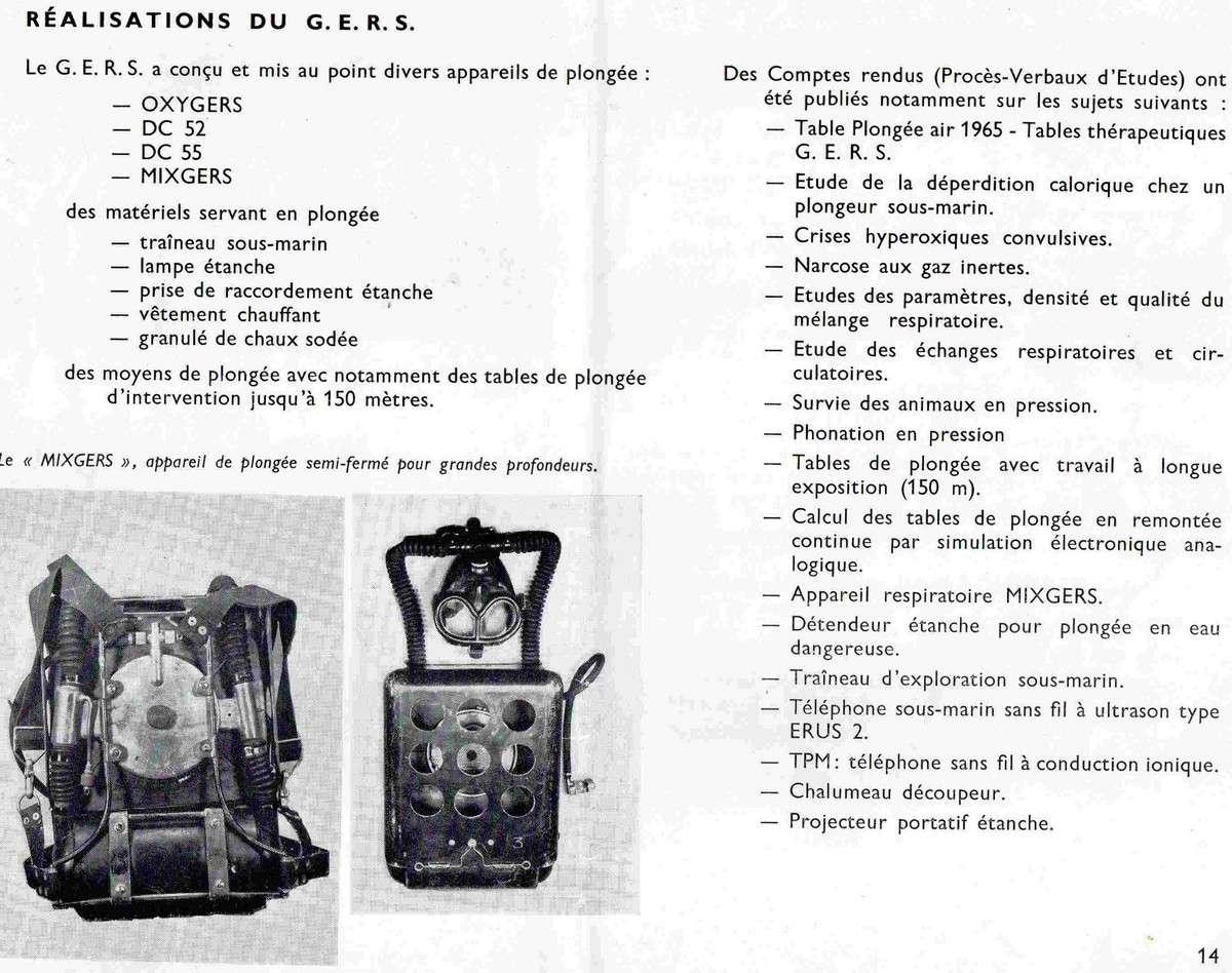 gismer groupe d 39 intervention sous la mer page 4. Black Bedroom Furniture Sets. Home Design Ideas