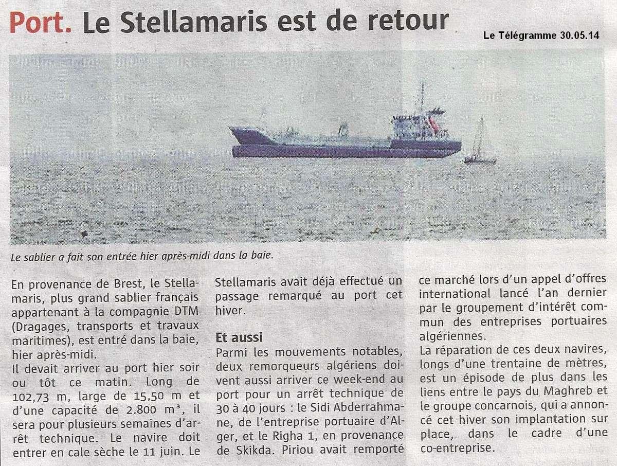 [Vie des ports] LE PORT DE CONCARNEAU - Volume 005 - Page 38 1473