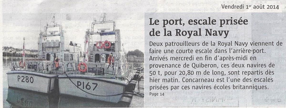 [Vie des ports] LE PORT DE CONCARNEAU - Volume 005 - Page 40 1493