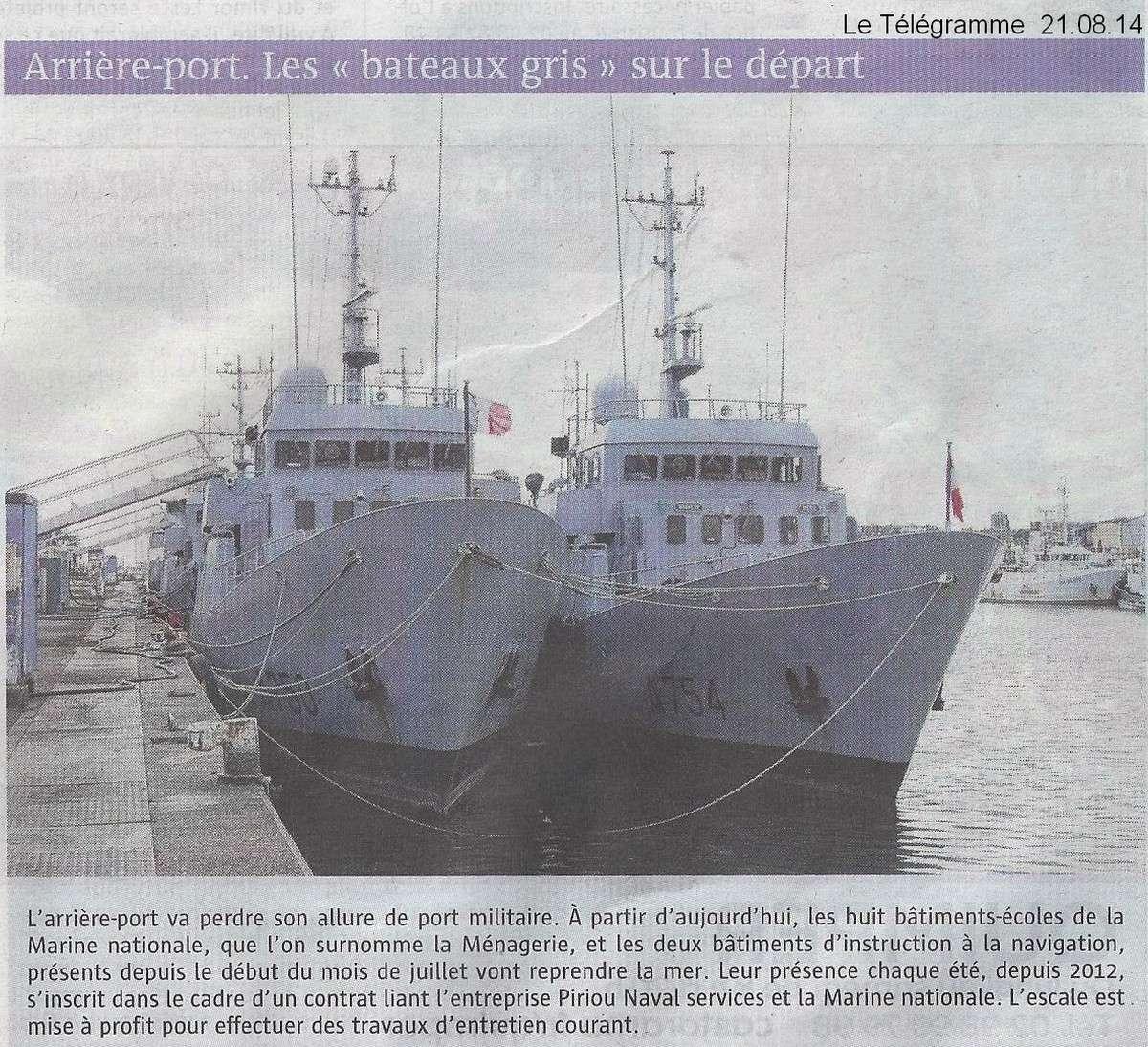 [Vie des ports] LE PORT DE CONCARNEAU - Volume 005 - Page 41 1499