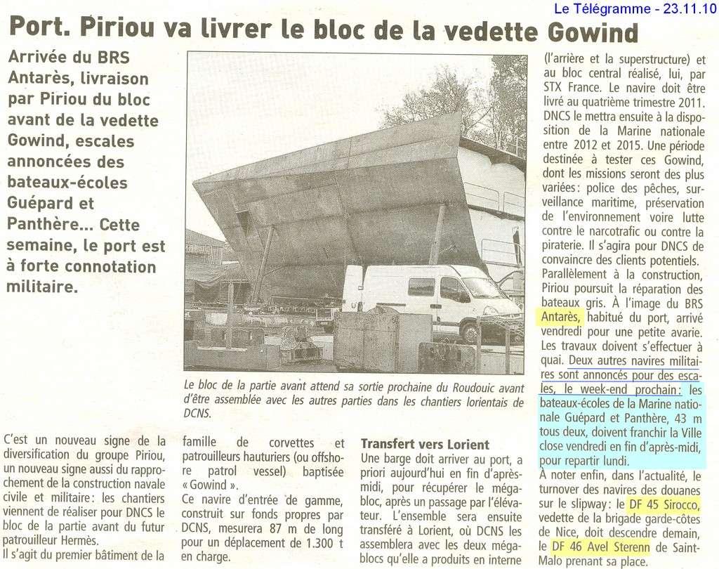 LE PORT DE CONCARNEAU - Volume 004 - Page 3 1548
