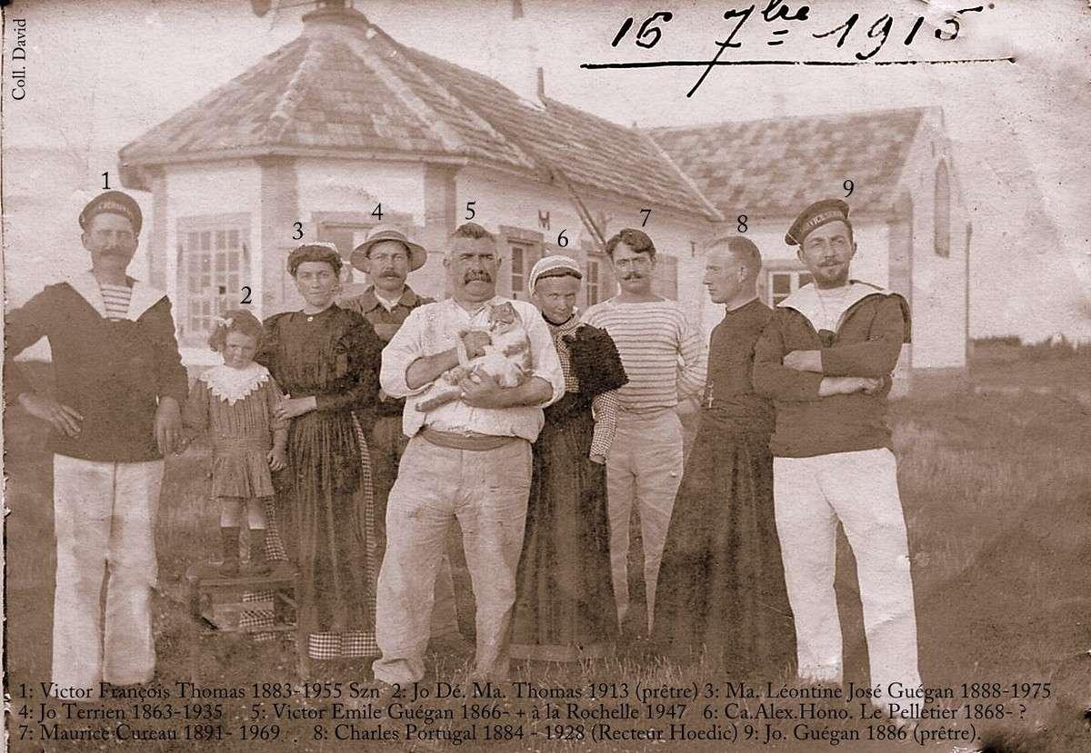 SÉMAPHORE - Er-Hastellic - Belle-Isle-en-mer (Morbihan) 167