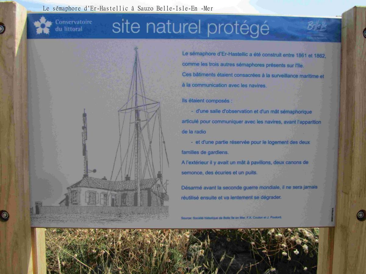 SÉMAPHORE - Er-Hastellic - Belle-Isle-en-mer (Morbihan) 168