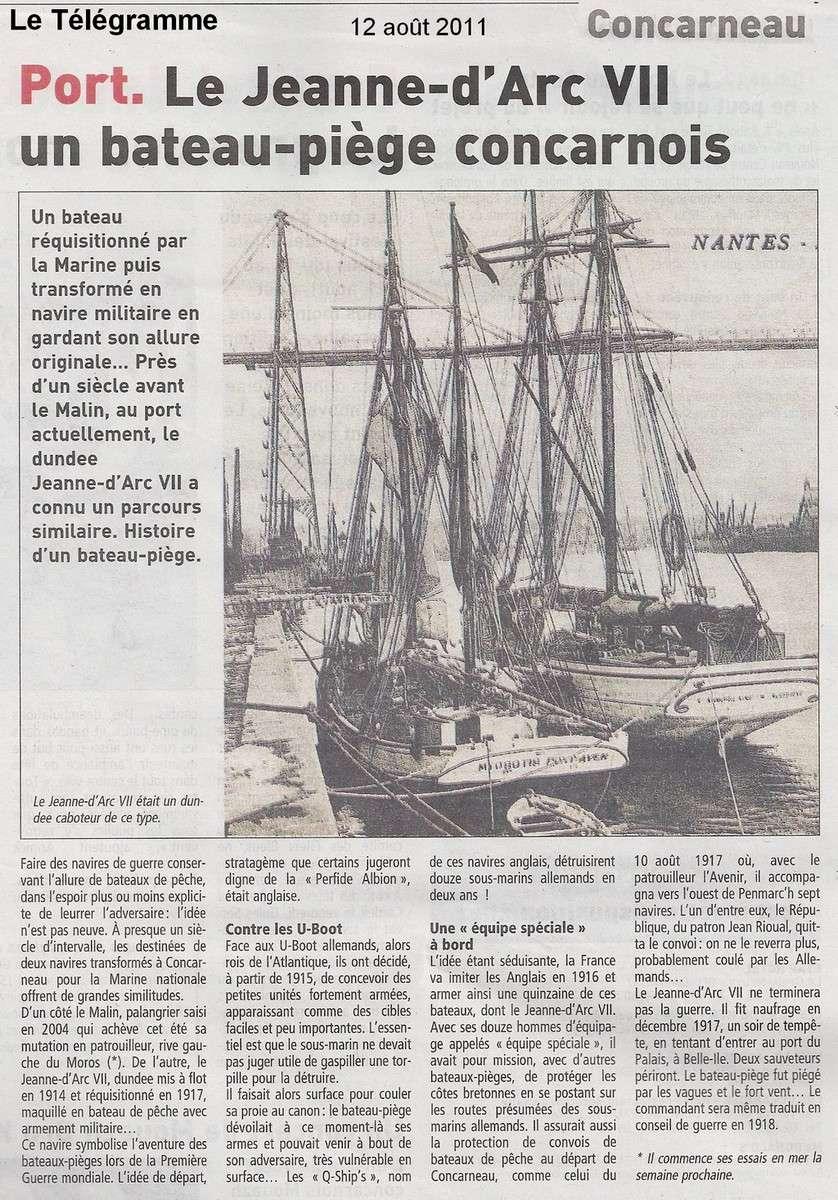 LE PORT DE CONCARNEAU - Volume 004 - Page 21 1727