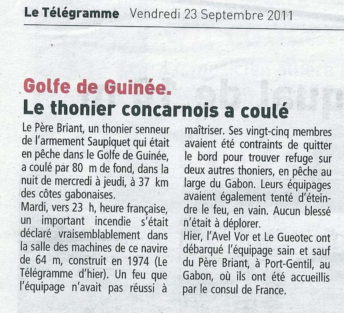 LE PORT DE CONCARNEAU - Volume 004 - Page 26 1765