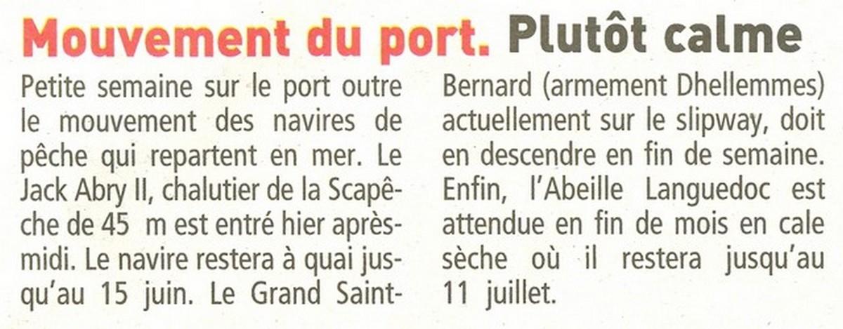 LE PORT DE CONCARNEAU - Volume 003 - Page 4 1948