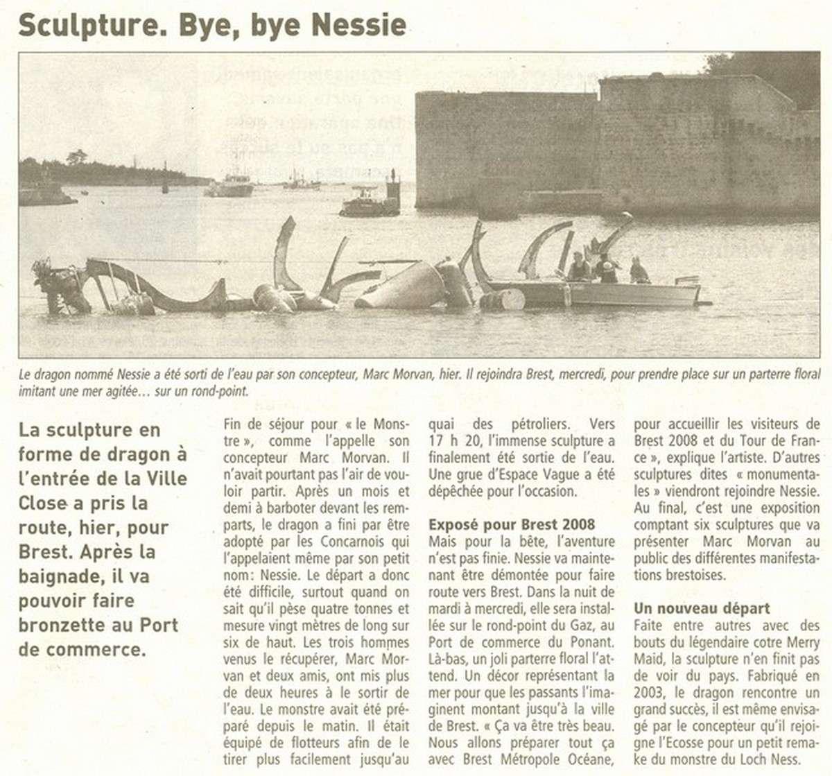 LE PORT DE CONCARNEAU - Volume 003 - Page 5 1952