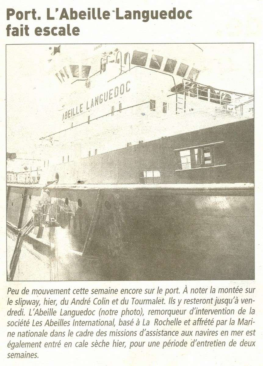 LE PORT DE CONCARNEAU - Volume 003 - Page 6 1960