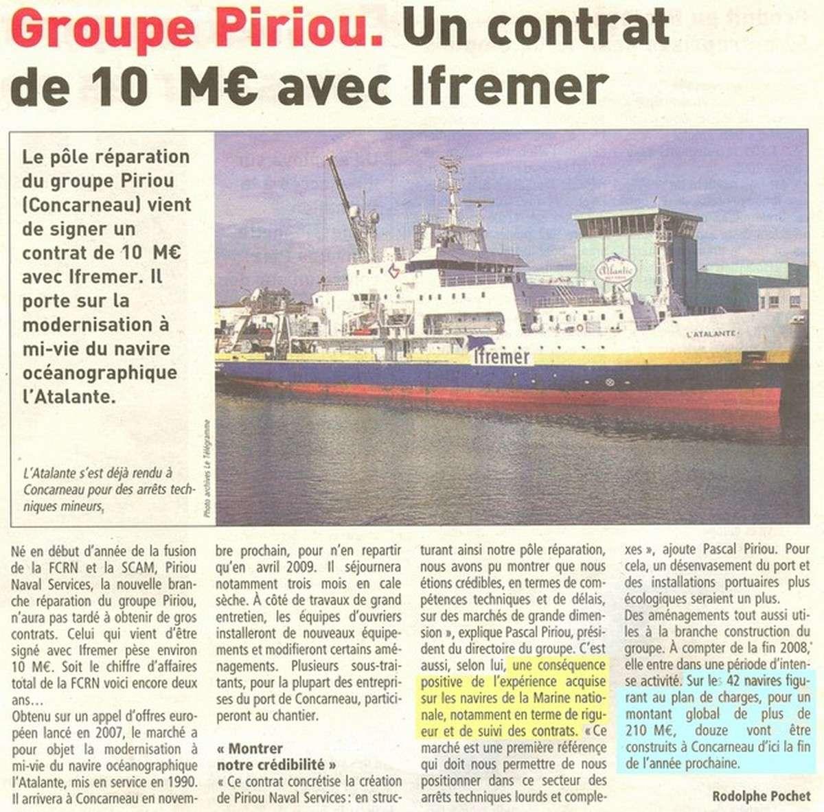 LE PORT DE CONCARNEAU - Volume 003 - Page 6 1968