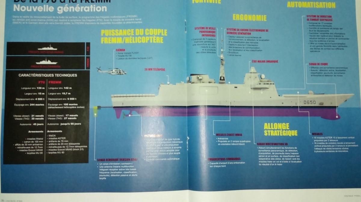 [Divers Frégates] Fregate Fremm Provence - Page 2 1992
