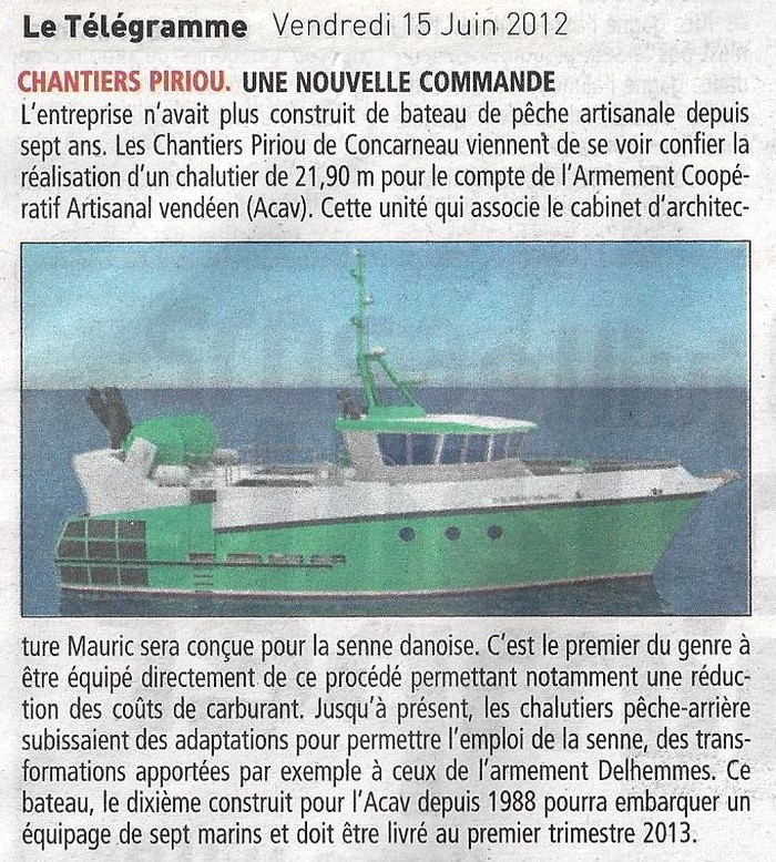 [Vie des ports] LE PORT DE CONCARNEAU - Volume 005 - Page 2 2105