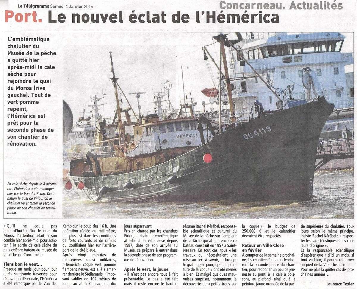 [Vie des ports] LE PORT DE CONCARNEAU - Volume 005 - Page 29 2268