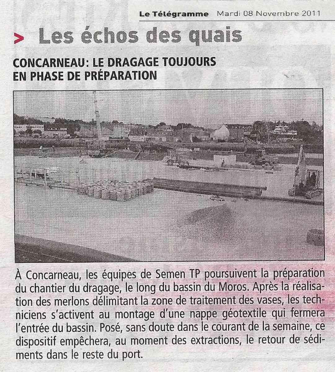 LE PORT DE CONCARNEAU - Volume 004 - Page 30 2530