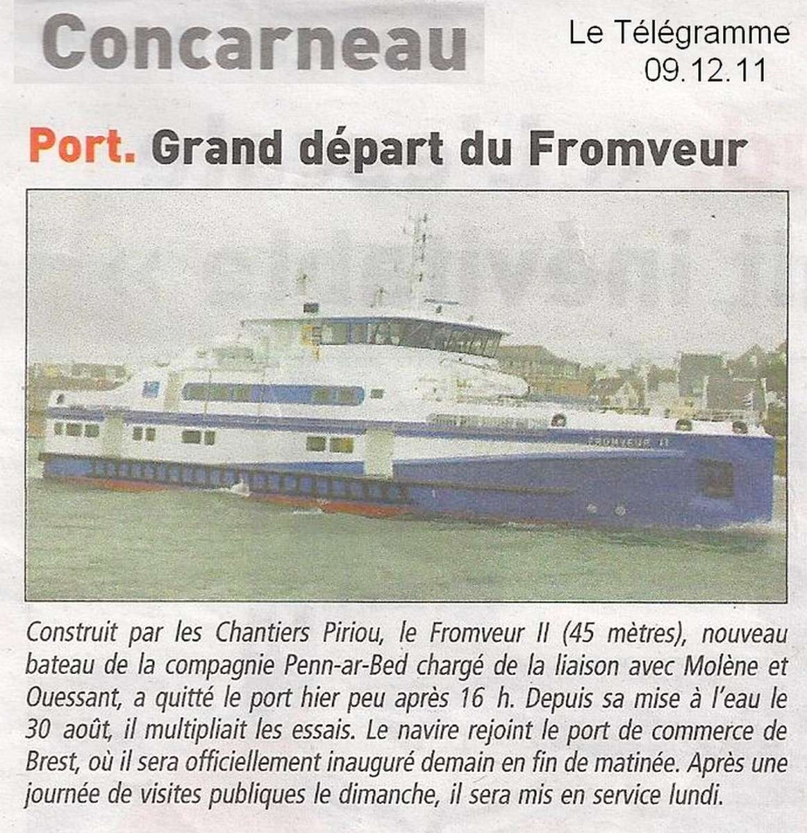 LE PORT DE CONCARNEAU - Volume 004 - Page 32 2547