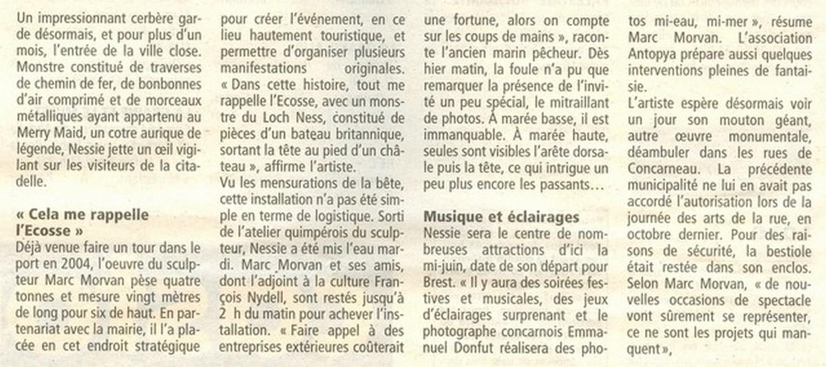 LE PORT DE CONCARNEAU - Volume 003 - Page 3 2617