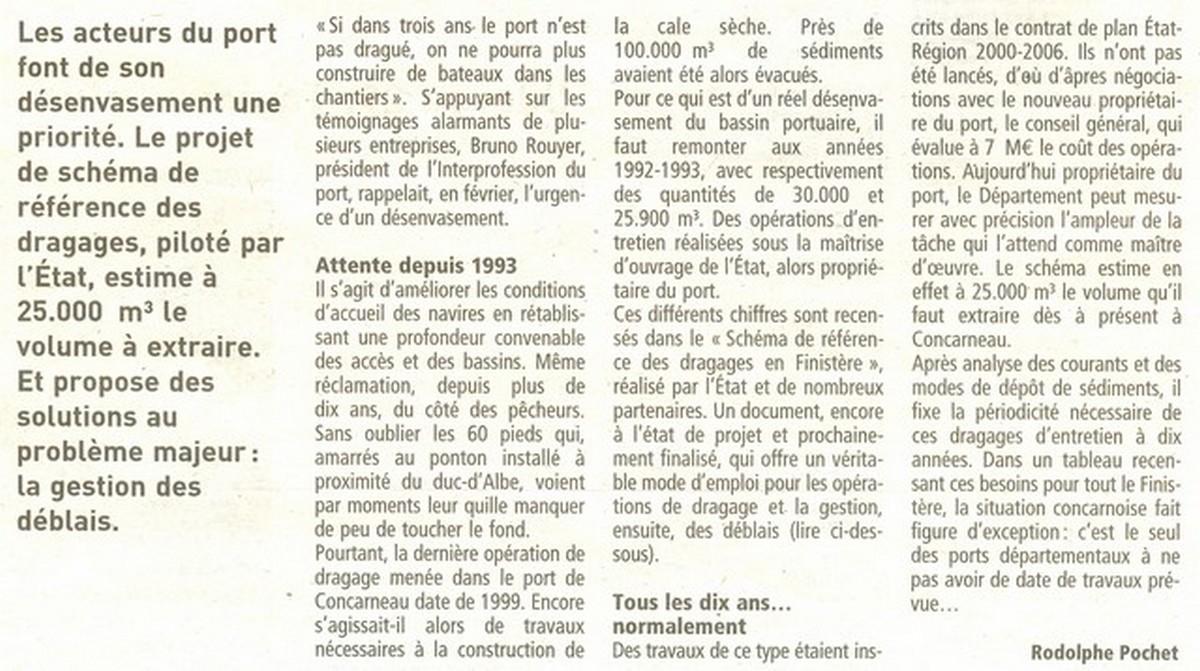 LE PORT DE CONCARNEAU - Volume 003 - Page 4 2628