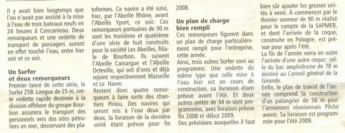 LE PORT DE CONCARNEAU - Volume 002 - Page 35 2914