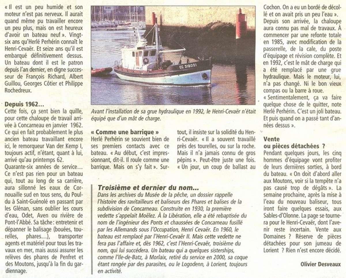 LE PORT DE CONCARNEAU - Volume 002 - Page 34 2923