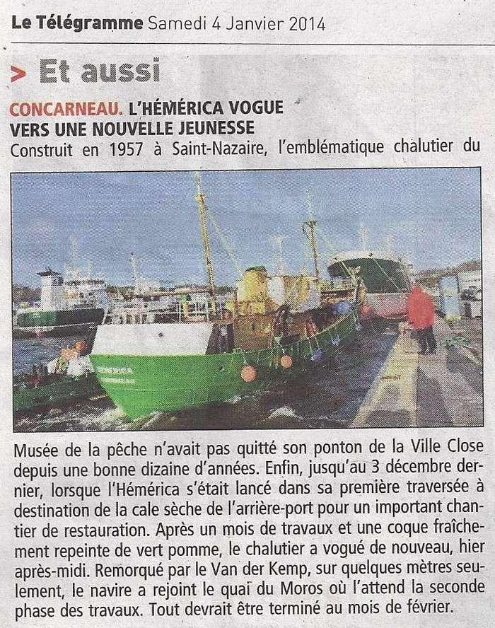 [Vie des ports] LE PORT DE CONCARNEAU - Volume 005 - Page 29 3213