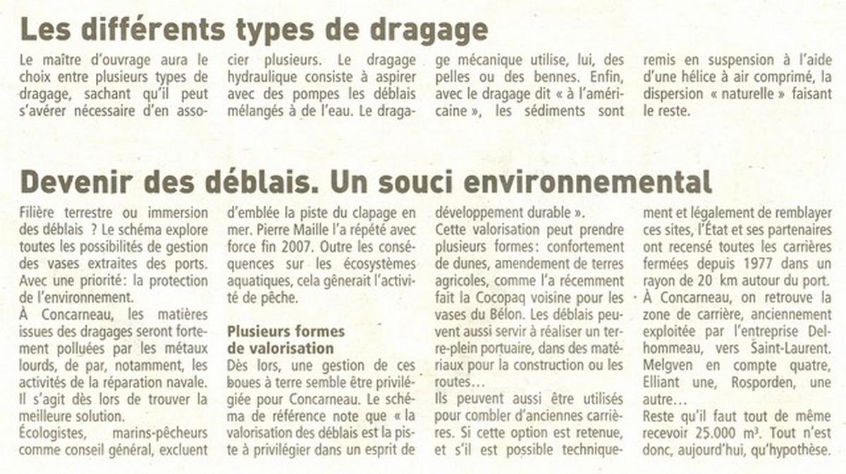 LE PORT DE CONCARNEAU - Volume 003 - Page 4 3523