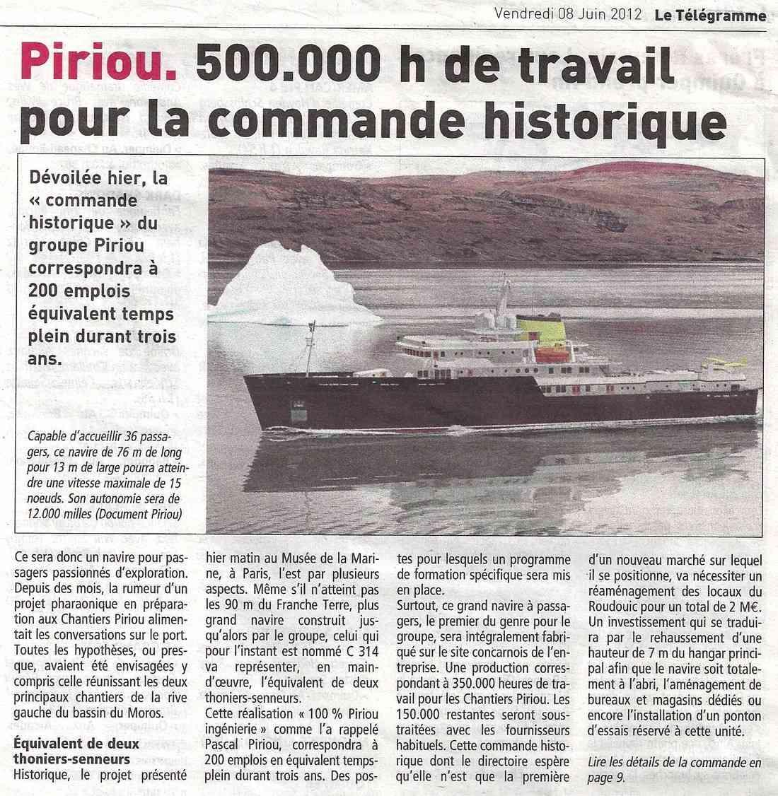 [Vie des ports] LE PORT DE CONCARNEAU - Volume 005 - Page 2 370