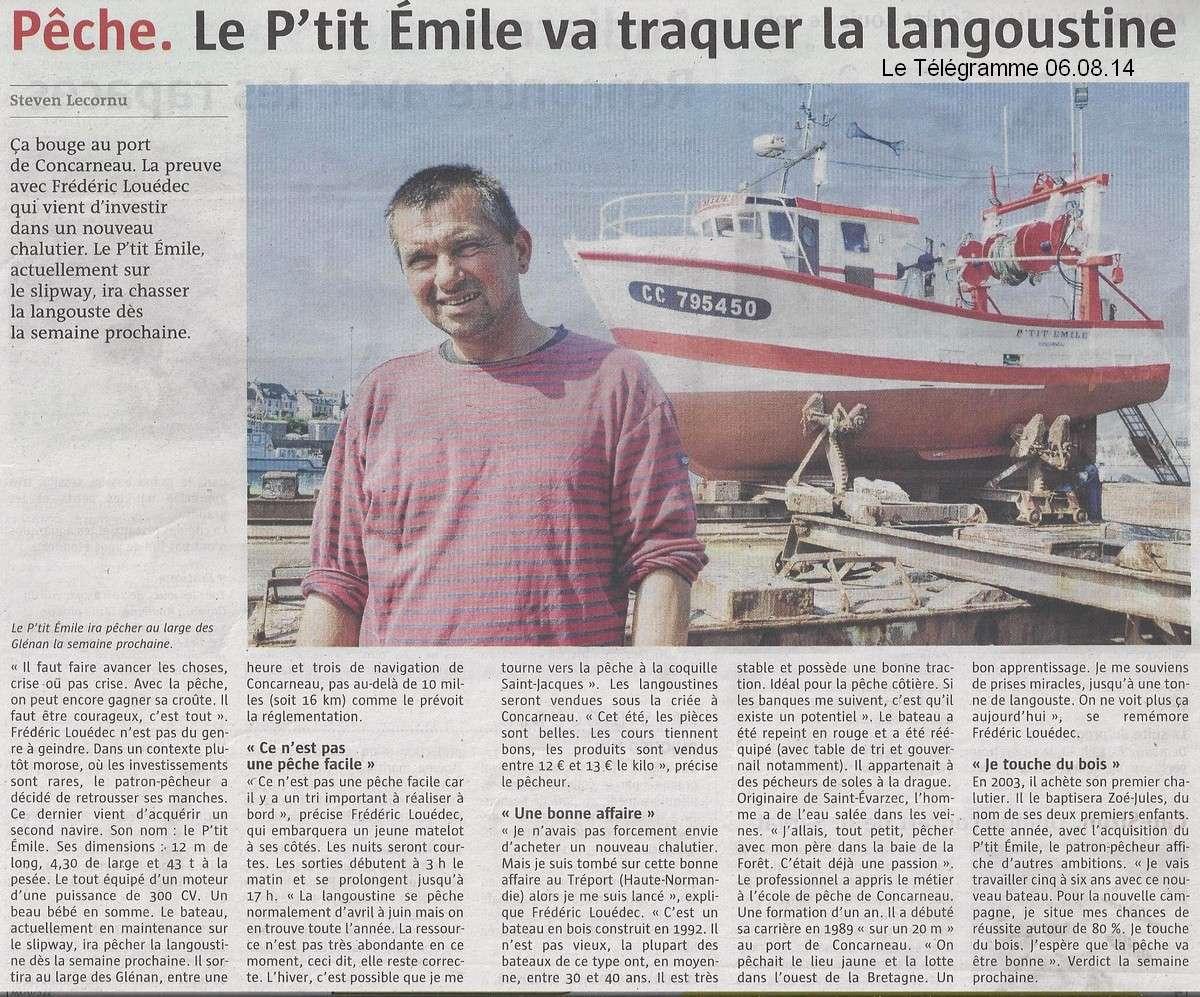 [Vie des ports] LE PORT DE CONCARNEAU - Volume 005 - Page 40 4227
