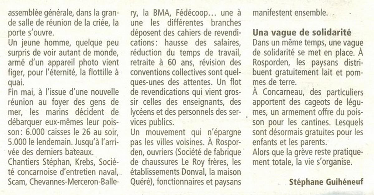 LE PORT DE CONCARNEAU - Volume 003 - Page 2 5280
