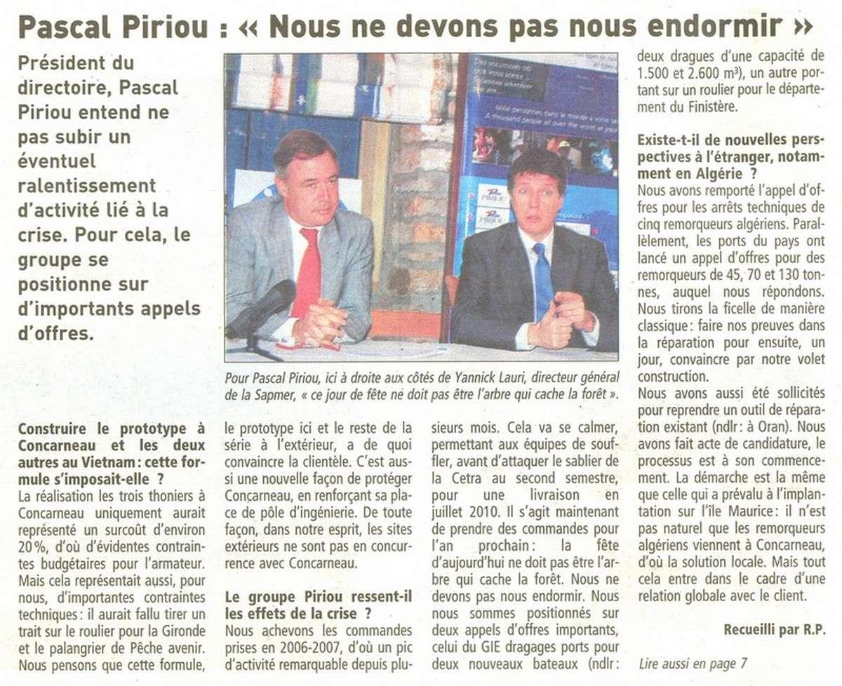 LE PORT DE CONCARNEAU - Volume 003 - Page 21 5348