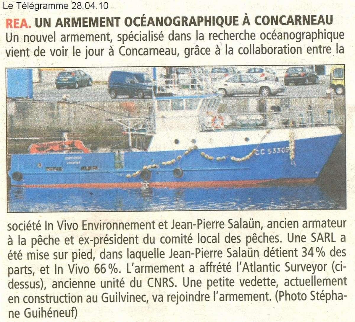 LE PORT DE CONCARNEAU - Volume 003 - Page 34 5404