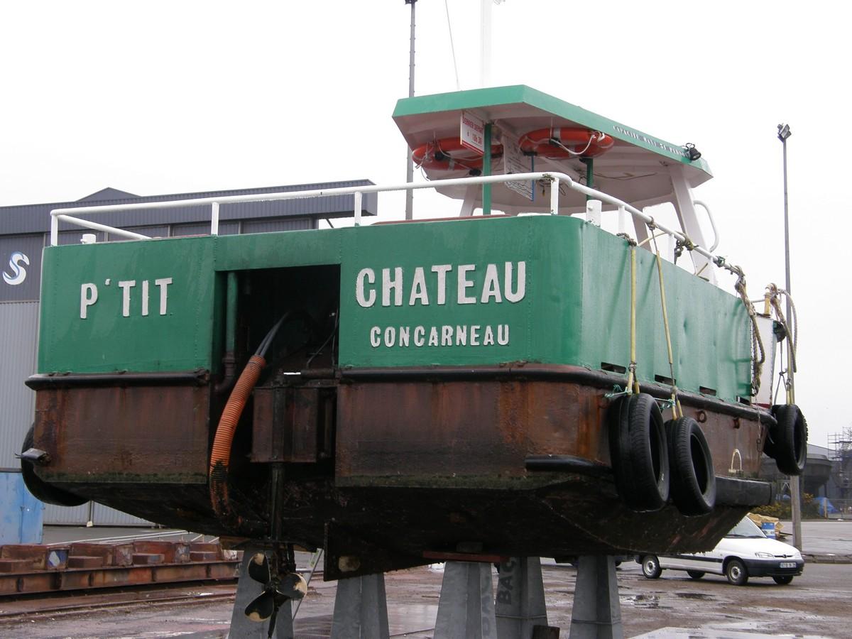 [Vie des ports] LE PORT DE CONCARNEAU - Volume 005 - Page 10 655