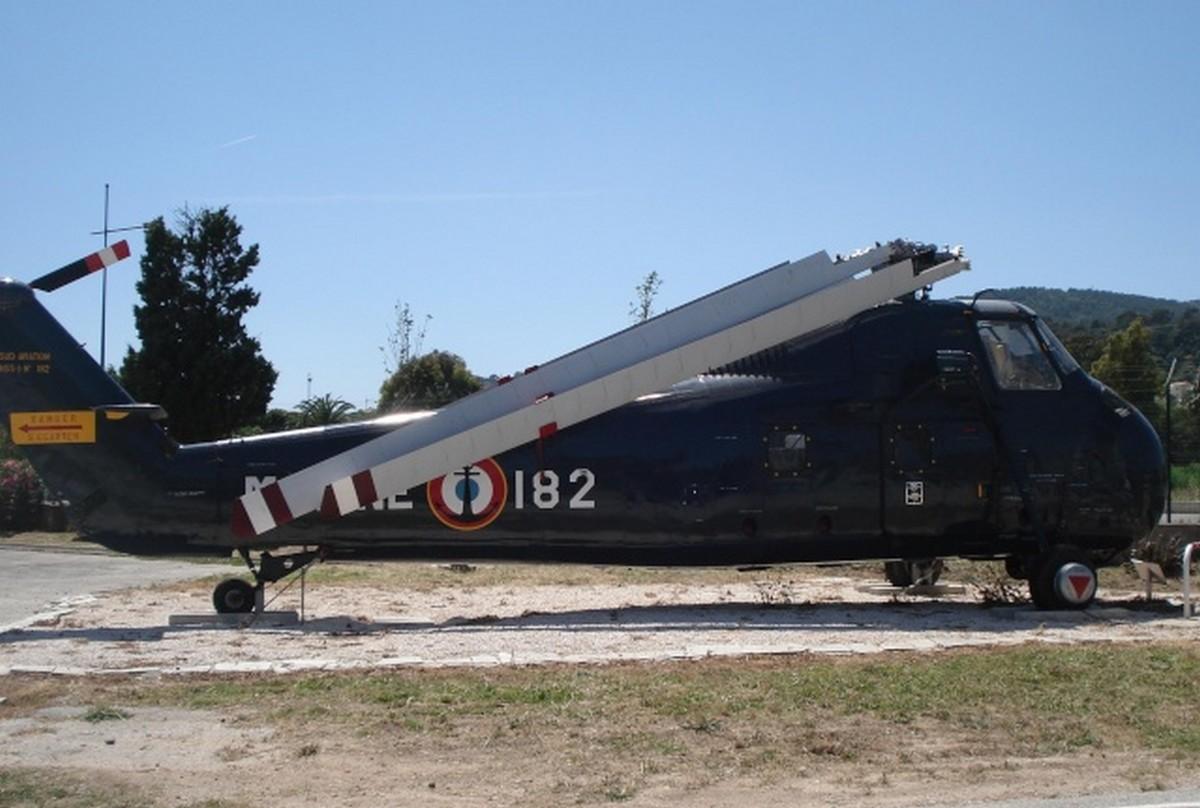[Aéronavale divers] Où sont passés nos hélicos HSS1 ? B11