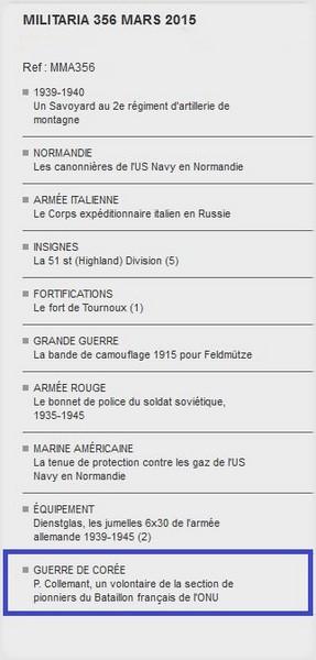 [Opérations de guerre] GUERRE DE CORÉE - Tome 1 - Page 39 P19