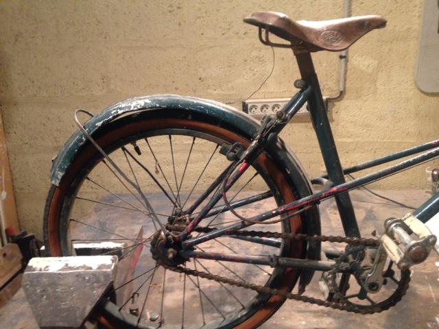ancien vélo fillette motobécane  Photo_11