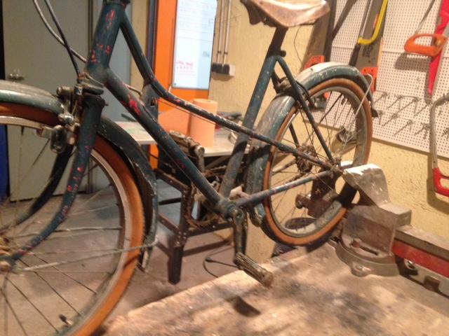 ancien vélo fillette motobécane  Photo_12