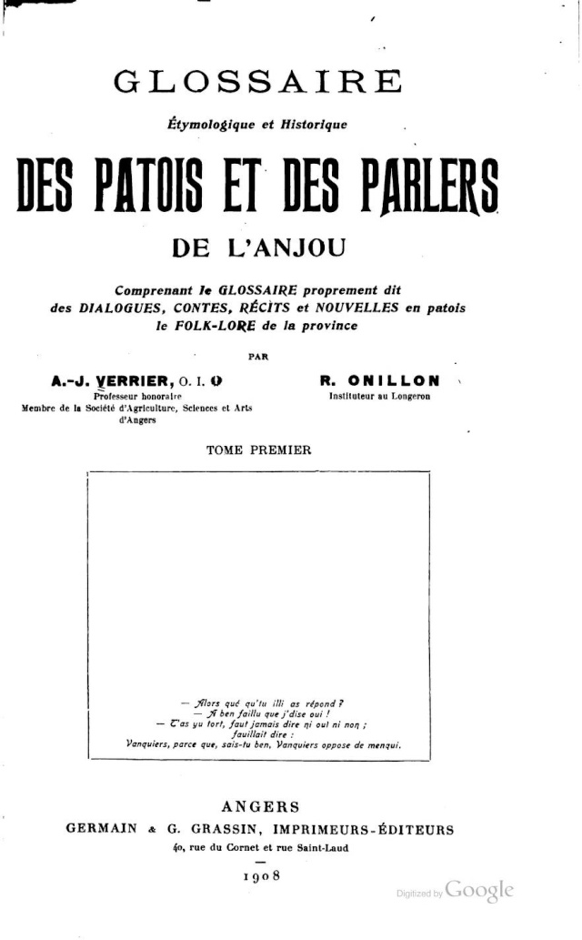 Argelette, Arjaletre (fausse ardoise ou ardoise grossière), Arjalette Anjou_10